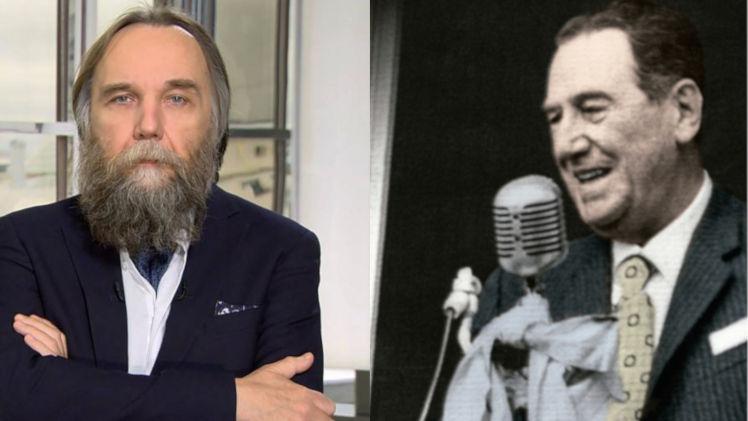 Aleksandr Dugin e sua atração pelo Peronismo
