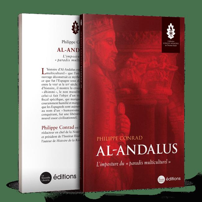 """Al-Andaluz, a farsa do """"paraíso multicultural"""" de Philippe Conrad"""