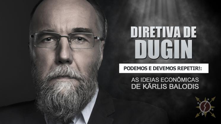 AS IDÉIAS ECONÔMICAS DE BALODIS-STALIN
