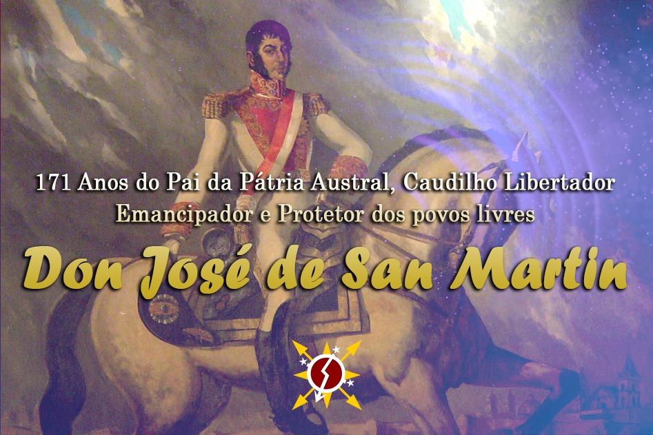 O Mito Sanmartiniano: O Máximo Caudilho Ibero-americano