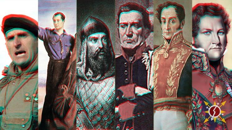 Sobre o Conceito de 'Caudilho' e seu papel na Independência da Ibero-América