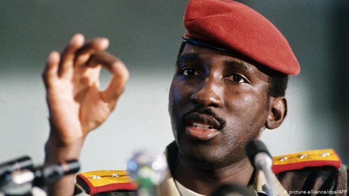 Thomas Sankara: Um Líder Visionario e Herói Africano